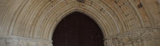 Iglesia de Beluntza (Alava)