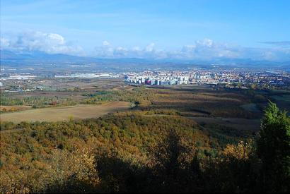 Desde Montes de Vitoria (nov. 2012)