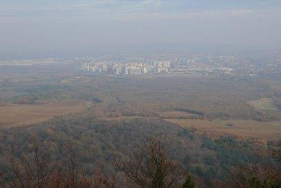 Desde Montes de Vitoria (dic. 2012)