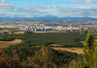 Desde Montes de Vitoria (septiembre 2013)